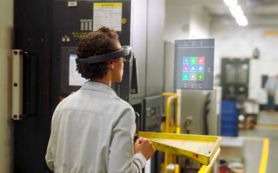 Microsoft combine Dynamics 365 avec l'IA et la Réalité Mixte !
